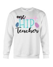 ONE HIP TEACHER Crewneck Sweatshirt thumbnail