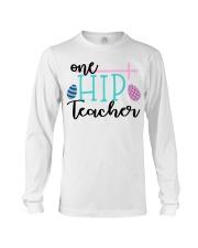 ONE HIP TEACHER Long Sleeve Tee thumbnail