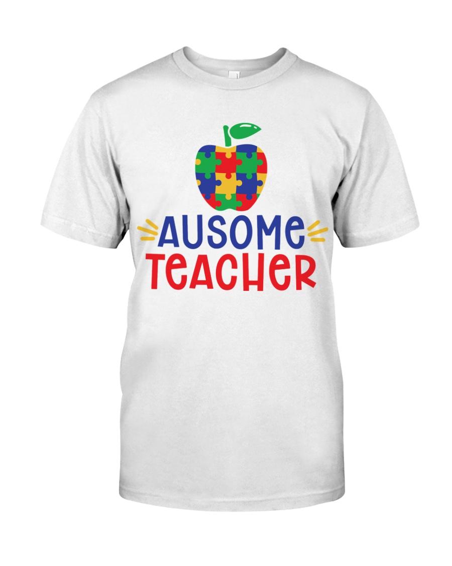 AUSOME TEACHER Classic T-Shirt