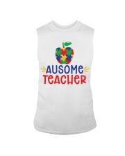 AUSOME TEACHER Sleeveless Tee thumbnail