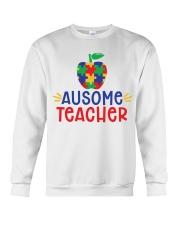 AUSOME TEACHER Crewneck Sweatshirt thumbnail