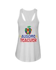 AUSOME TEACHER Ladies Flowy Tank thumbnail