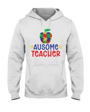 AUSOME TEACHER Hooded Sweatshirt thumbnail