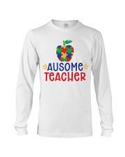 AUSOME TEACHER Long Sleeve Tee thumbnail