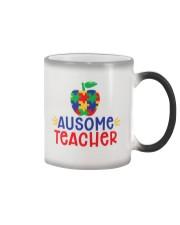 AUSOME TEACHER Color Changing Mug thumbnail