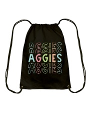 AGGIES RAINBOW Drawstring Bag thumbnail