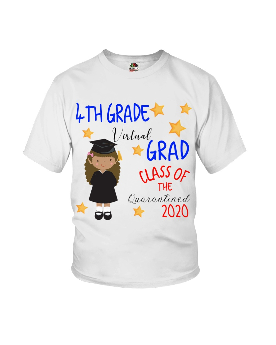 4TH GRADE GIRL Youth T-Shirt