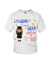 4TH GRADE GIRL Youth T-Shirt front