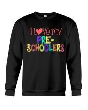 PRESCHOOLERS - I LOVE YOU Crewneck Sweatshirt thumbnail