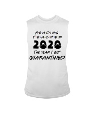 READING TEACHER Sleeveless Tee thumbnail