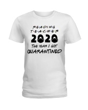 READING TEACHER Ladies T-Shirt thumbnail
