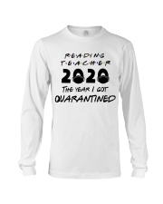 READING TEACHER Long Sleeve Tee thumbnail