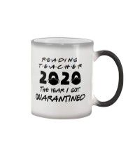 READING TEACHER Color Changing Mug thumbnail