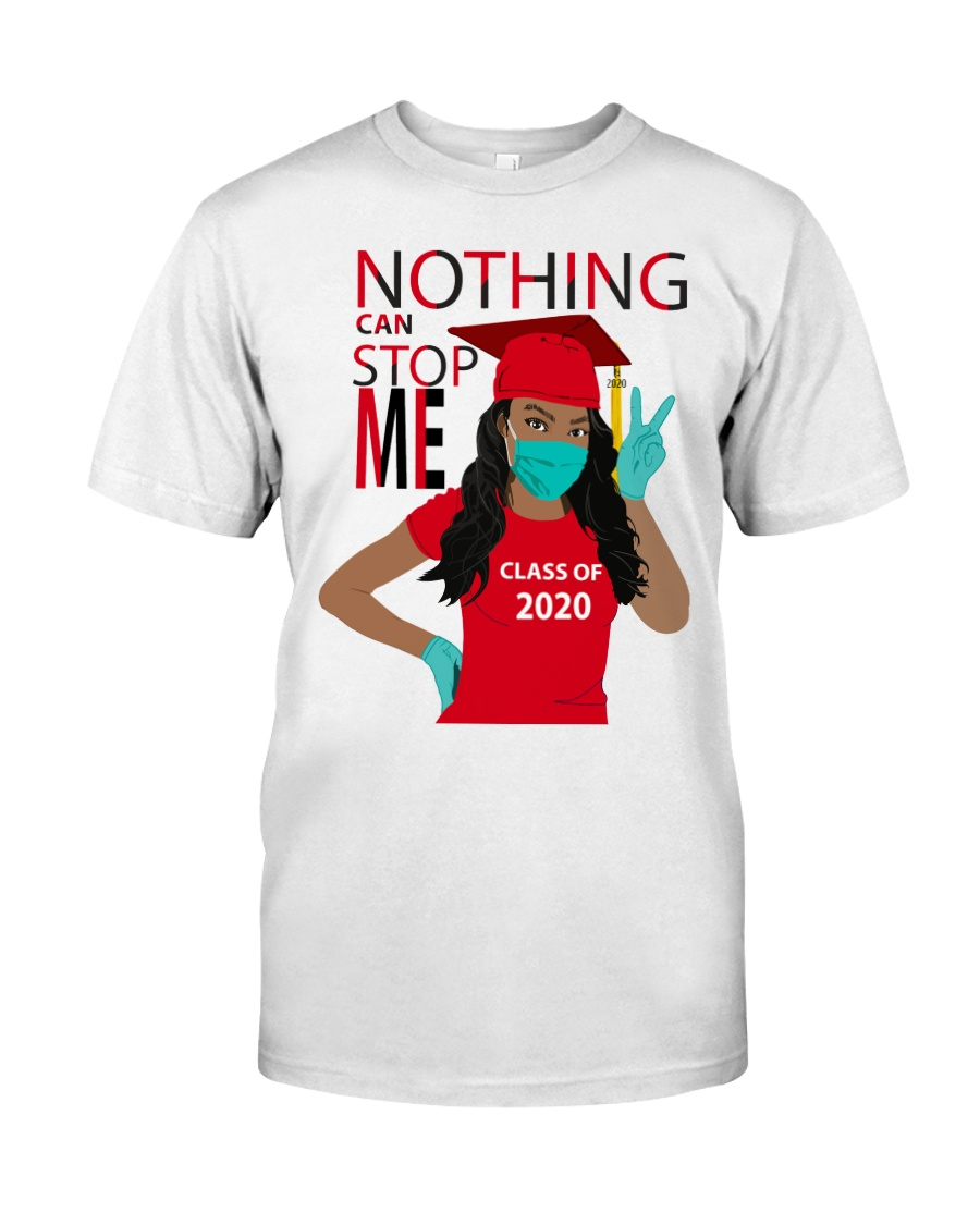 RED - NOTHING CAN STOP ME Classic T-Shirt
