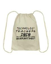 TECHNOLOGY 2020 Drawstring Bag thumbnail
