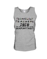 TECHNOLOGY 2020 Unisex Tank thumbnail