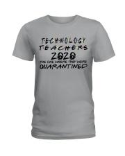 TECHNOLOGY 2020 Ladies T-Shirt thumbnail