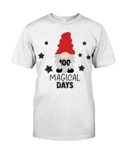 GNOMIES 100 MAGICAL DAYS Classic T-Shirt front