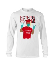 RED - NOTHING CAN STOP ME Long Sleeve Tee thumbnail