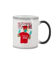 RED - NOTHING CAN STOP ME Color Changing Mug thumbnail