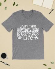 SCHOOL BUS DRIVER Classic T-Shirt lifestyle-mens-crewneck-front-19