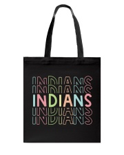 INDIAN RAINBOW Tote Bag tile