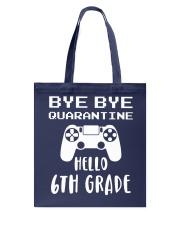HELLO 6TH GRADE Tote Bag thumbnail