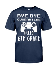 HELLO 6TH GRADE Classic T-Shirt thumbnail