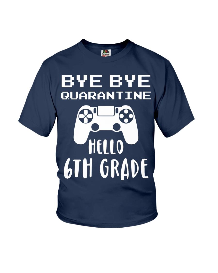 HELLO 6TH GRADE Youth T-Shirt