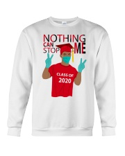 RED - NOTHING CAN STOP ME Crewneck Sweatshirt thumbnail