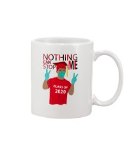 RED - NOTHING CAN STOP ME Mug tile