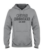 QUARANTEACHER Hooded Sweatshirt thumbnail