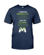 2ND GRADE LEVEL Classic T-Shirt thumbnail
