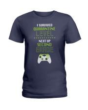 2ND GRADE LEVEL Ladies T-Shirt thumbnail