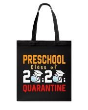 PRESCHOOL CLASS OF 2020 Tote Bag thumbnail