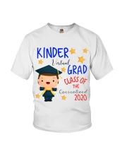 KINDERGARTEN BOY Youth T-Shirt front
