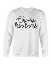 CHOOSE KINDNESS Crewneck Sweatshirt thumbnail