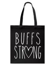 BUFFS STRONG Tote Bag thumbnail