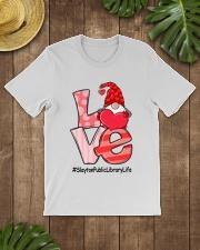 Slayton Public Library Classic T-Shirt lifestyle-mens-crewneck-front-18