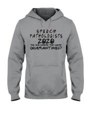 SPEECH PATHOLOGISTS Hooded Sweatshirt thumbnail