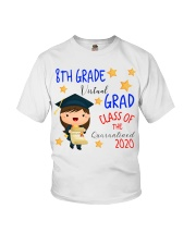 8TH GRADE Youth T-Shirt front