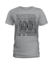 PARAPRO TYPO Ladies T-Shirt thumbnail
