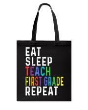 TEACH 1ST GRADE Tote Bag thumbnail