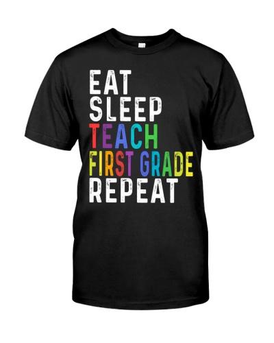 TEACH 1ST GRADE