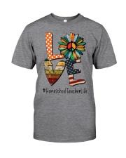 HOMESCHOOL TEACHER Classic T-Shirt front