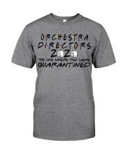 ORCHESTRA DIRECTORS Classic T-Shirt front
