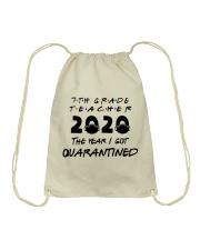 7TH GRADE Drawstring Bag thumbnail
