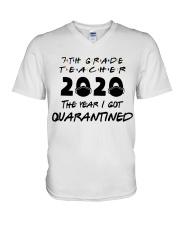 7TH GRADE V-Neck T-Shirt thumbnail