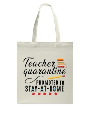 TEACHERS STAY AT HOME Tote Bag thumbnail