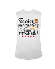 TEACHERS STAY AT HOME Sleeveless Tee thumbnail